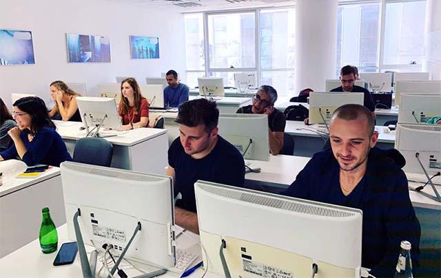 DUKE Marketing - Classroom